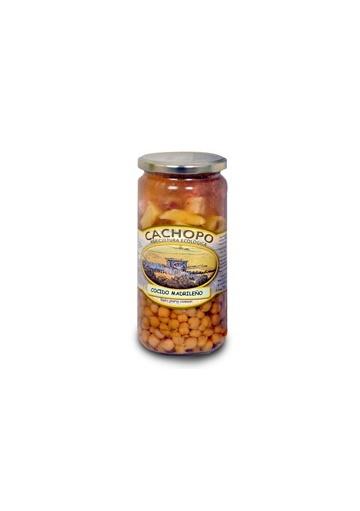 Cocido madrileño - 720gr