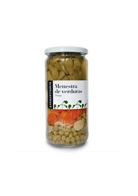 Minestra de verdures