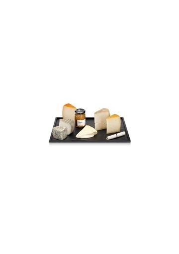 Vuelta a España en quesos