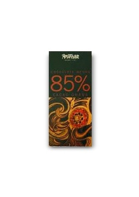 Chocolate Negro 85% cacao Ghana 70gr.