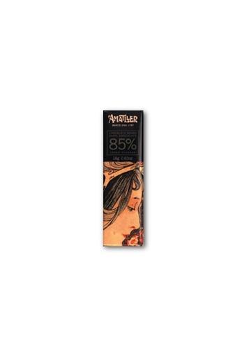 Chocolate negro 85% cacao Ecuador 18gr