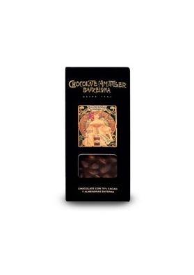 Chocolate con almendras 250gr.