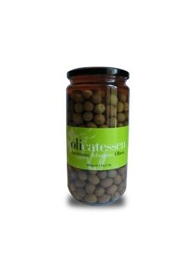 Aceitunas arbequinas - 400 gr.