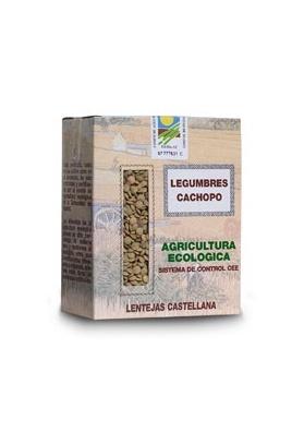 Lenteja castellana - 1 kg.